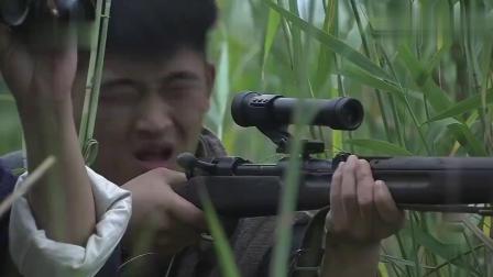 枪法如神战士1000米开外一枪干掉日军司令,打得对手怀疑人生