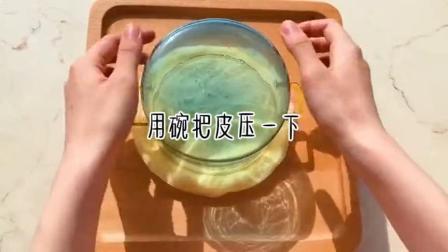 下班互动 酸奶千层蛋糕 做法简单 好看又好吃 看着就流口水了