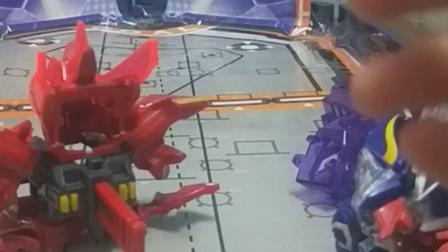 弹珠人正版二代蓝龙与盗版二代蓝龙。