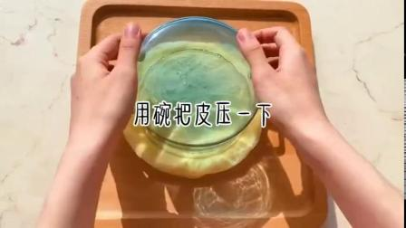 【酸奶千层蛋糕】做法简单,好看又好吃,看着就流口水了,美食get√  