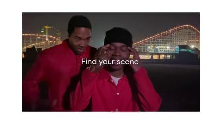 Google — Find your Scene (Santa Cruz)