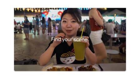 Google — Find your Scene (Singapore)