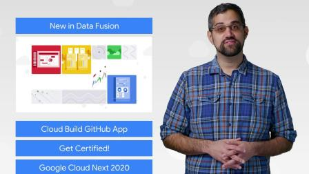 Data Fusion, new Cloud certifications, & more! (Th