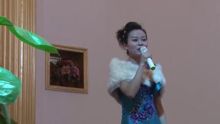舞蹈《中华儿女来赞美》