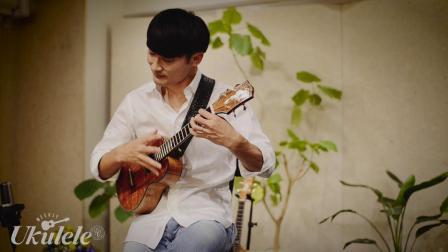 重新开始-千寻千寻插曲-Ryo Natoyama 名渡山遼ukulele