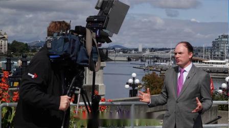 飞越太平洋 遨游加拿大第三集 温哥华城市观光-2.卡皮兰奴大桥,维多利亚港湾等(定)