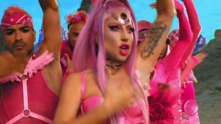 「杨晃」粉红小魔仙 美国流行女王Lady Gaga全新单曲Stupid Love