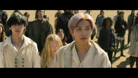 「杨晃」韩国防弹少年团BTS新单曲ON正式版MV