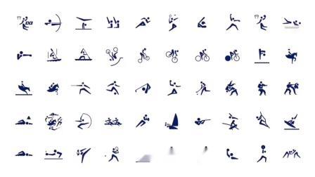 2020东京奥运会首次使用动态图展示
