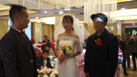 林昱伯 杨西龙婚礼3