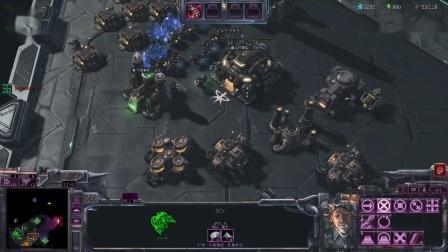 【新之助X小贱】StarCraftⅡ星际争霸II随机突变任务#汽车人变形出发