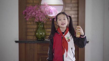 《小手拉大手、防疫齐步走》重华小学二(2)班陈雨彤初稿