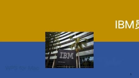 IBM公司员工培训到企业转型,人力资源特色