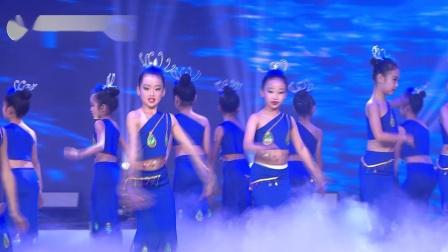 江苏综艺超级小达人春晚大联欢张家港花漾艺术教育培训中心《水月亮》