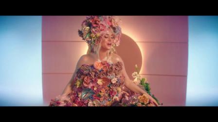 [杨晃]水果姐Katy Perry 全新单曲Never Worn White