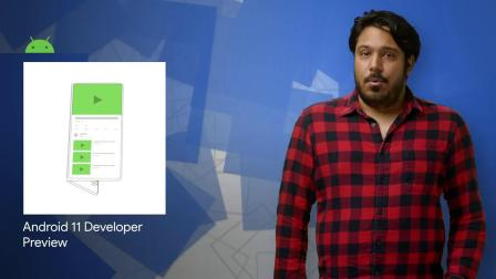 Android Studio 3.6, Android 11 Developer Preview,