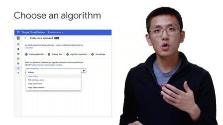 AI Platform Training with Built-in Algorithms (AI