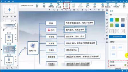 【思维导图制作软件】头脑风暴法的思维导图工具实例教程(中级教程)