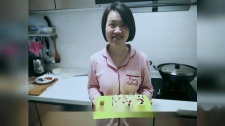 信息处-贺欣-酸奶蒸蛋糕