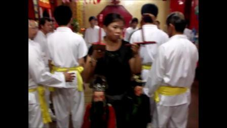 新加坡崇福堂2012年玄天上帝诞 2