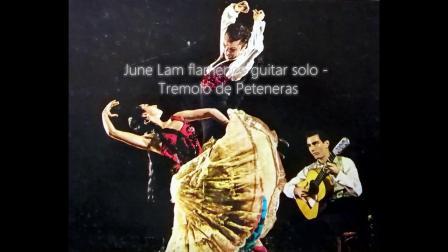 中華之聲 林敏君 佛蘭明歌結他獨奏Tremolo de Peteneras