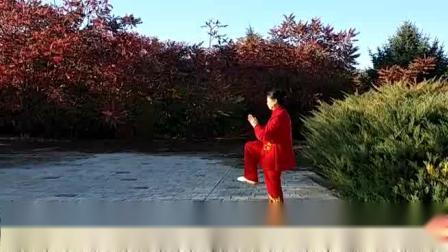 展现夕阳活力  舞出健康生活--献给自己'女神节'.avi