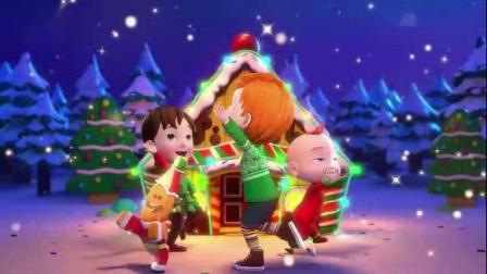 超级宝贝JOJO-和圣诞老人一起做姜饼屋 - 超级宝贝JOJO高清播单视频在线观看.mp4