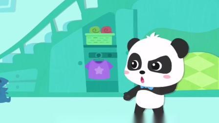 儿童安全动画:感冒流鼻涕的时候一定要掩住口鼻.mp4