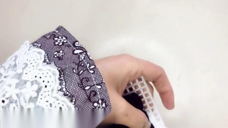 绒尚手工-泫雅包包珊瑚绒包包手工毛线包冰条毛线包包缝制视频02好看的编织视频