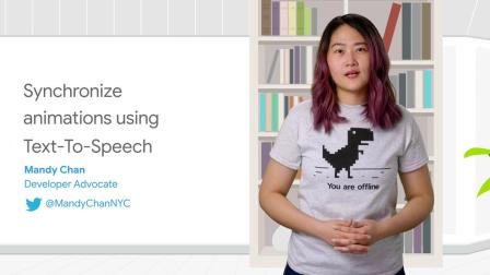 Synchronize animations using Text-to-Speech (AoG P