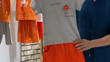 广州卡伊品牌童装折扣批发#巴拉巴拉#迪斯尼#米勒中小童套装