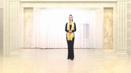 格格广场舞 为你祈祷 正背面演示与动作分解.mp4