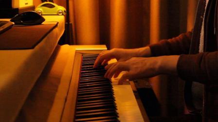 《赤伶》夜色钢琴曲 赵海洋 演奏视频教学