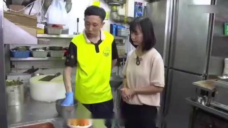 香港茶餐厅老板日卖芝士焗猪扒饭300份,讲究即点即做,饭要炒底.mp4