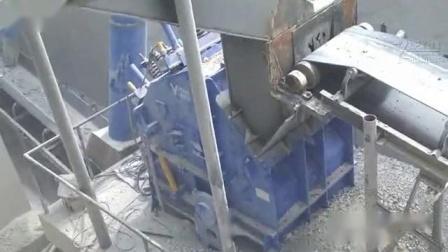 濮阳200吨每小时制砂生产线现场