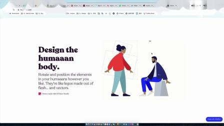 新像素【分享】2 个 Sketch 免费商用的插画库及插画组合网站 -  UI设计培训