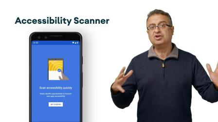 Easy Android accessibility - Android Conference Ta