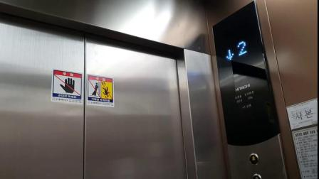 韩国的日立电梯1