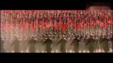 欧亚两大霸主首次交恶,大秦万箭齐发,罗马百万雄师瞬间灰飞烟灭.mp4
