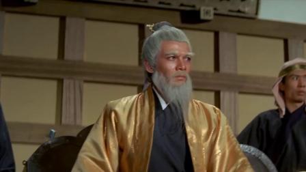金衣大侠:武林盟主认为黑砂掌证明俞飞霞是人证据!欲将其处.mp4