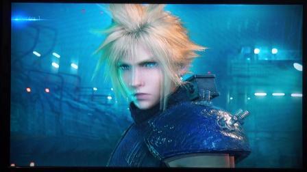 《最终幻想7重制版》震撼开场片头
