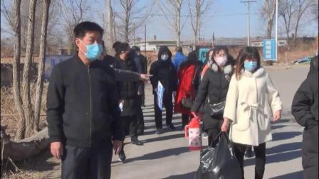 朝阳县二十家子实验中学疫情防控工作应急实战演练