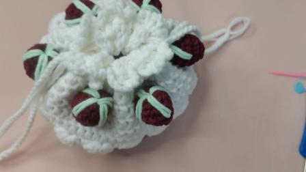 萌妈毛线DIY-草莓蛋糕包教程2.mp4