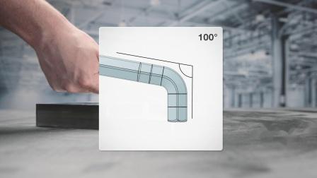 PB Swiss Tools Innovation 90-100 Hex Key