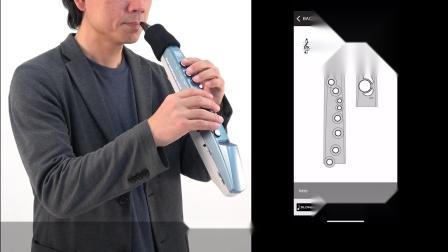 """[中字 ]""""使用Aerophone进行练习"""" Aerophone mini Plus #02"""
