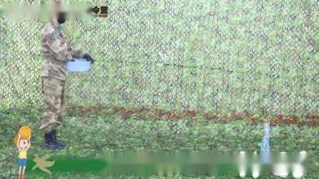 和上海西点军训学校教官一起学习小游戏神投手