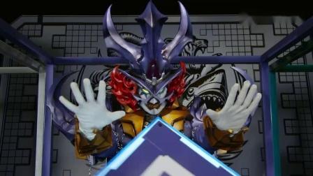 《动物战队兽王者》两大机器人突然开战,这是为什么呢?.mp4