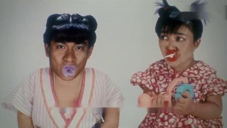 刘德华和关之琳这部老片,插曲《谢谢你的爱》,被人改的面目全非.mp4