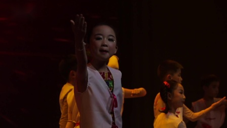 临海市尚语堂语言艺术培训中心-情景诗朗诵-唱歌的王二小