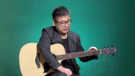 蒋敦豪《乌兰巴托的夜》吉他弹唱教学G调入门版 高音教 猴哥吉他教学